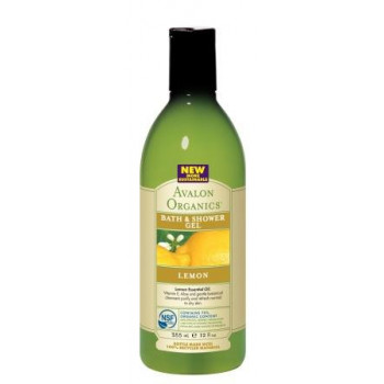 "Гель для душа ""Лимон"" (LEMON Bath & Shower Gel) (355мл.)"