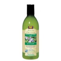 "Avalon Organics  Гель для душа ""Розмарин"" (ROSEMARY Bath&Shower Gel)"