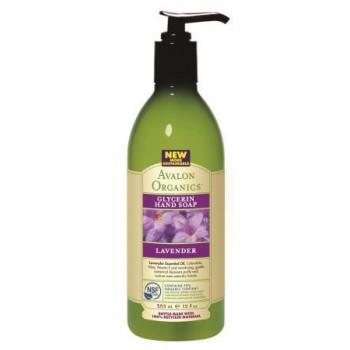 "Мыло для рук ""Лаванда""(LAVANDER Glycerin hand soap)(355мл.)"