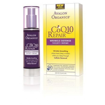 Ночной крем для лица CoQ10/anti-age (50гр.)