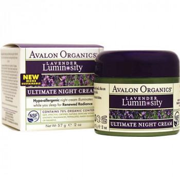 """Ночной увлажняющий крем """"Лаванда""""(Ultimate Night Cream) (50мл.)"""