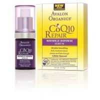 Avalon Organics Сыворотка против морщин с CoQ10/anti-age