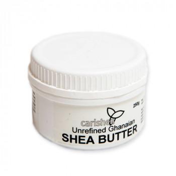 Carishea 100% нерафинированное масло Ши(250мл.)