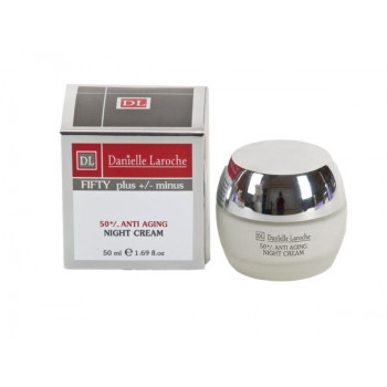Danielle Laroche  Anti aging night cream - Антивозрастной ночной крем (50 мл)