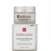 Danielle Laroche Balancing moisturizing cream - Сбалансированный увлажняющий крем для лица (50мл)