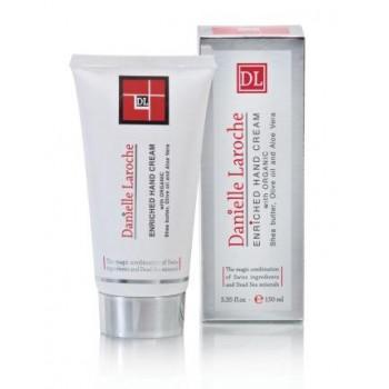 Danielle Laroche Enriched Hand Cream - Обогащённый крем для рук (150мл)