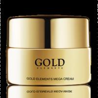 Gold Elements Mega Cream - МЕГА Крем для лица (50мл.)