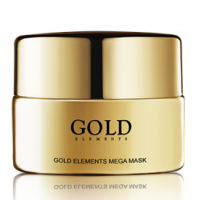Gold Elements Mega Mask  - Мега маска для лица(50мл.)