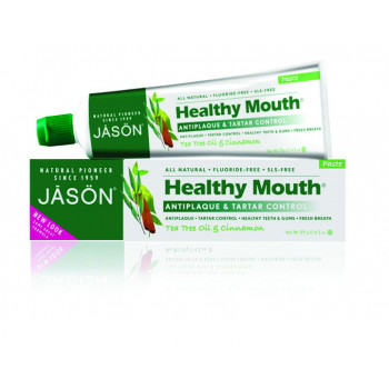 "Зубная паста ""Чайное дерево""против парадонтоза/Healthy Mouth (125гр.)"