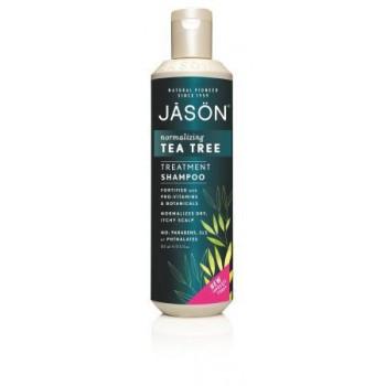Jason Tea Tree Oil Tharapy Shampoo - Нормализующий шампунь для волос «Чайное дерево» (517мл.)