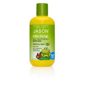 """Детский гель для душа """"Тропический"""" Jason (237мл.) от 3-х лет"""