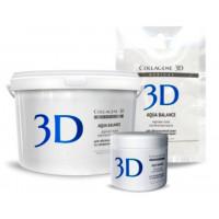 Medical Collagene 3D AQUA BALANCE - Альгинатная маска для лица и тела с гиалуроновой кислотой (30гр.)