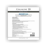 Medical Collagene 3D AQUA BALANCE -  Биопластины для глаз N-актив с гиалуроновой кислотой(20шт.)
