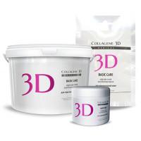 Medical Collagene 3D BASIC CARE - Альгинатная маска для лица и тела с розовой глиной (30гр.)