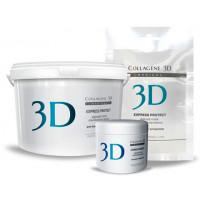 Medical Collagene 3D EXPRESS PROTECT - Альгинатная маска для лица и тела с экстрактом виноградных косточек (30гр.)