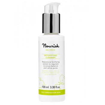 Nourish Balance Detoxifying Cleanser - Очищающее молочко для  смешанного типа кожи (100 мл.)