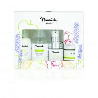 Nourish Balance Mini-Kit - Мини-набор для ухода за лицом (для смешанного типа кожи)