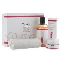 Nourish Radiance Body Treats Gift Box - Подарочный набор для ухода за телом