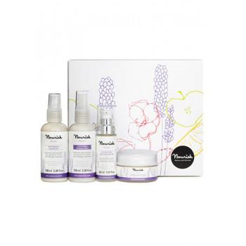 Nourish Relax Gift Box - Подарочный набор для ухода за чувствительной кожей лица