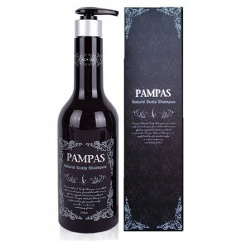 Pampas Шампунь - Natural Scalp Shampoo(550мл.)