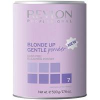 Revlon Professional Blonde Up Gentle Powder Пудра обесцвечивающая безопасная без пыли для блондирования волос(500гр.)