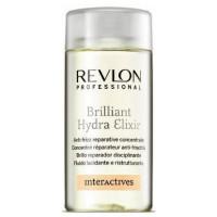 Revlon INTERACTIVES Brilliant Hydra Elixir Концентрат восстанавливающий для волос (125 мл.)