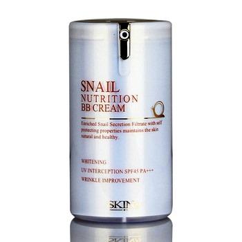 Skin79 Snail Nutrition Bb Cream SPF45 PA+++ - ББ крем для лица с экстрактом улитки (40 мл.)
