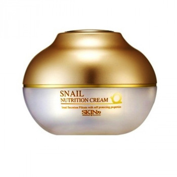 Skin79 Snail Nutrition Cream - Крем для лица с экстрактом улитки (50гр.)