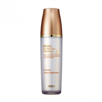 Skin79 Snail Nutrition Emulsion - Эмульсия для лица с экстрактом улитки (120мл.)