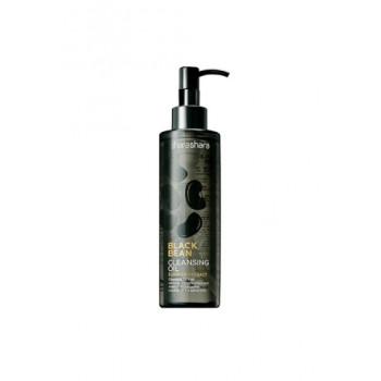 Shara Shara Black Bean Cleansing Oil - Гидрофильное масло для лица с экстрактом черных бобов (200 мл.)