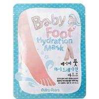 Shara Shara Smooth Bebe Foot Hydration Mask - Смягчающая увлажняющая маска для ног (16 мл*2шт)