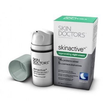Skin Doctors Skinactive14™ regenerating night cream - регенерирующий  ночной крем (50мл.)