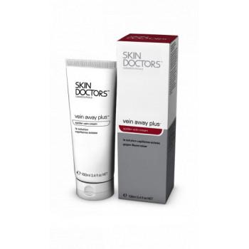 Skin Doctors Vein Away Plus - Крем для тела против сосудистых звездочек, проявлений повреждения капилляров и послеоперационных рубцов (100гр.)