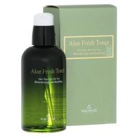 The Skin House Aloe Fresh Toner - Успокаивающий тоник с экстрактом алое (130мл.)