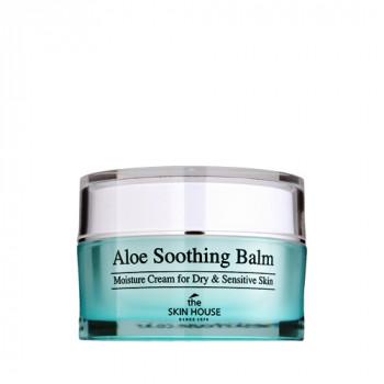 The Skin House Aloe Soothing Balm - Крем-бальзам с экстрактом алоэ (50гр.)