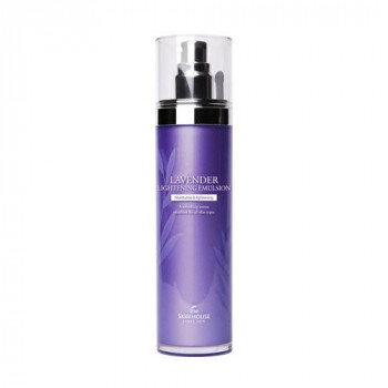 The Skin House Lavender Lightening Emulsion - Эмульсия с экстрактом лаванды (120мл.)