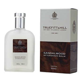 Truefitt and Hill Sandalwood Aftershave Balm - Бальзам после бритья (100мл.)