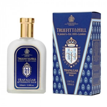 Truefitt and Hill  Trafalgar Aftershave Balm - Бальзам после бритья (100мл.)