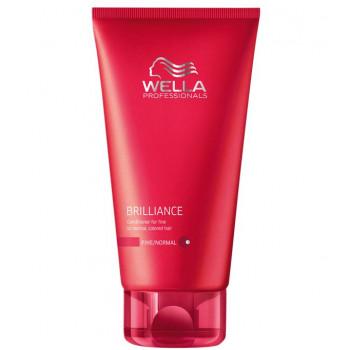 Wella Pr. Brilliancecond coarse Бальзам для окрашенных жестких волос, 200 мл