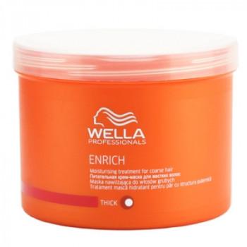 Wella Pr. Enrich mask coarse Крем-маска питательная для жестких волос(500мл.)