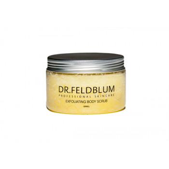 Dr.Feldblum Солевой скраб для тела - Salt scrub(250мл.)