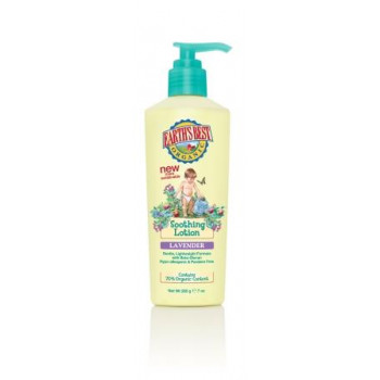 Earth's Best Лосьон ежедневный детский  Every Day Lotion (200гр.) с 0 мес.