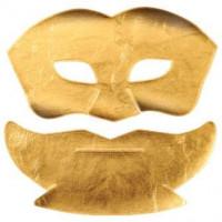 Hakuichi LUNAU - Золотая маска для лица «Маскарад»