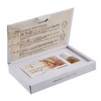 Hakuichi KINKA Золотая маска — набор стартовый (эссенция и золотые листки) 5мл. + 5шт.