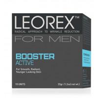 Leorex Booster ACTIVE for MEN - антивозрастная маска для мужчин(10саше)