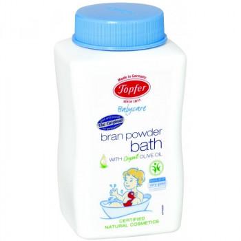 Детская смесь для купания с отрубями и органическим маслом оливы(250гр.)